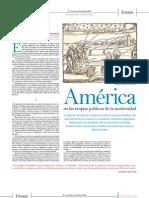 América en las utopias