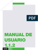 Serato DJ 1.1.2 Software Manual - Spanish