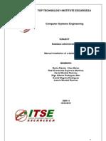 Manual de Postgresql Fedora 16-Ingles