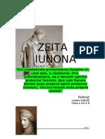 ZEITA IUNONA