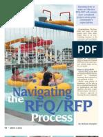 Navigating the RFP Process by Melinda