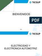 ELECTRICIDAD BÁSICA  INSTRUMENTOS