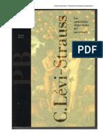 Levi Strauss Claude Naturaleza y Cultura Incesto Endogamia y Exogamia