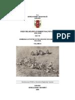 Arsiv Belgeleriyle Ermeni Faaliyetleri Cilt 3 (2006)