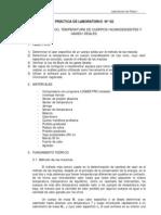 Fis I Laboratorio 02 Calor Especif - Temp de Cuerpos Inc y Gases Ideales