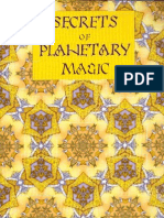 59411447 the Secrets of Planetary Magic