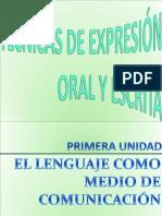 TÉCNICAS DE EXPRESIÓN clase.pptx