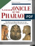 Chronciles of the Pharaohs