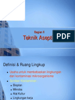 6991640 Kuliah II Teknik Aseptik