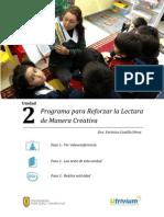 Ecol c1 u2 Lectura Reforzar Lectura Vcastillo Color