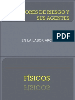Factores de Riesgo y Sus Agentes