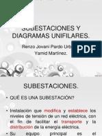 Subestaciones y Diagramas Unifilares