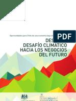 Informe Cambio Climatico en Chile