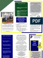 telamon safety training brochure - employer 2-21-2013