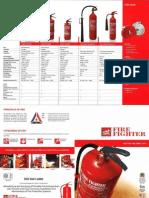 Fire Extinguisher Spec
