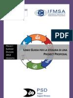 Linee Guida Per La Stesura Di Una Project Proposal