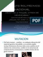 Mutaciones