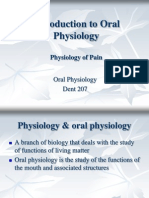 1introduction to Oral Physiology