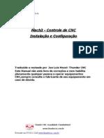 Manual Mach3 tradução Thunder CNC