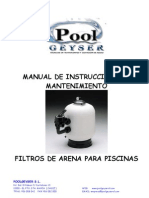Manual Funcionamiento Piscina Privada