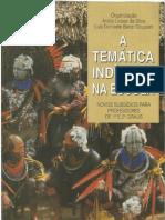 A Temática Indigena na Escola. cap1 3 ed. sp.global brasilia mec mari unesco 2000