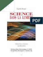 Sciencedanslalumiere eBook