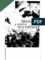 Teoria y Analisis de La Cultura 1 Gilberto Gimenez