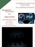 Clase Adicciones Generalidades, Tabaquismo