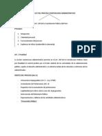 Segunda Clase de Derecho Administrativo II