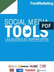 Las 60 mejores herramientas Social Media