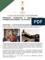 Casa Ecologica Ecodome