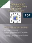 comparisonjudaischristianityislam
