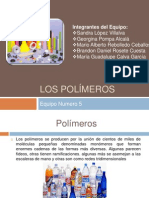 Polimeros x