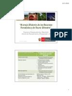 2dia Recursos Forestales Fauna Silvestre