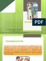 DESHIDRATACION URGENCIA