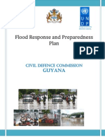 Flood Preparedness and Response Plan Revised CDC Comments Final Revised Version