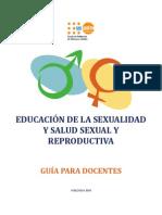 Educacion Sexsual Guia Docentes