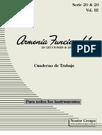 ARMONÍA FUNCIONAL 1