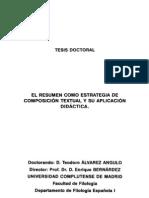 tesis teodoro alvarez - tipologías