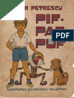 Pif-Paf-Puf - de Cezar Petrescu