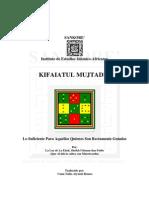 Kifaayatl Muhtadeen Spanish by Shehu Uthman Dan Fuduye