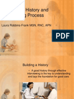 The Health History and Interviewing Process 2