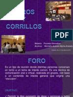 Foro y Corrillo (Presentacion)