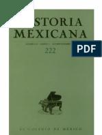 99179997 Historia Mexicana Volumen 56 Numero 2 Octubre Diciembre 2006