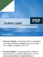 Aspectos legales (actualizado)