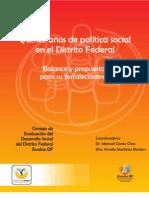 quince años de politica social evalua