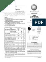 TRIAC--MAC15A8G--datasheet