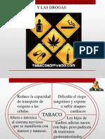 Efectos Nocivos Del Tabaco Alcohol y Las Drogas