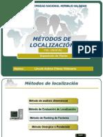 21943408 Metodos de Localizacion