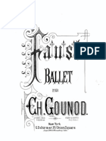FAUST_Ballet Music (Act III)-Louis Maas (1852–1889)4hands